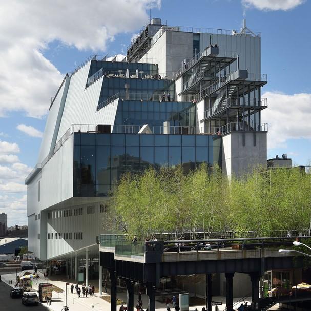 O museu Whitney é futurista e moderno (Foto: Divulgação)