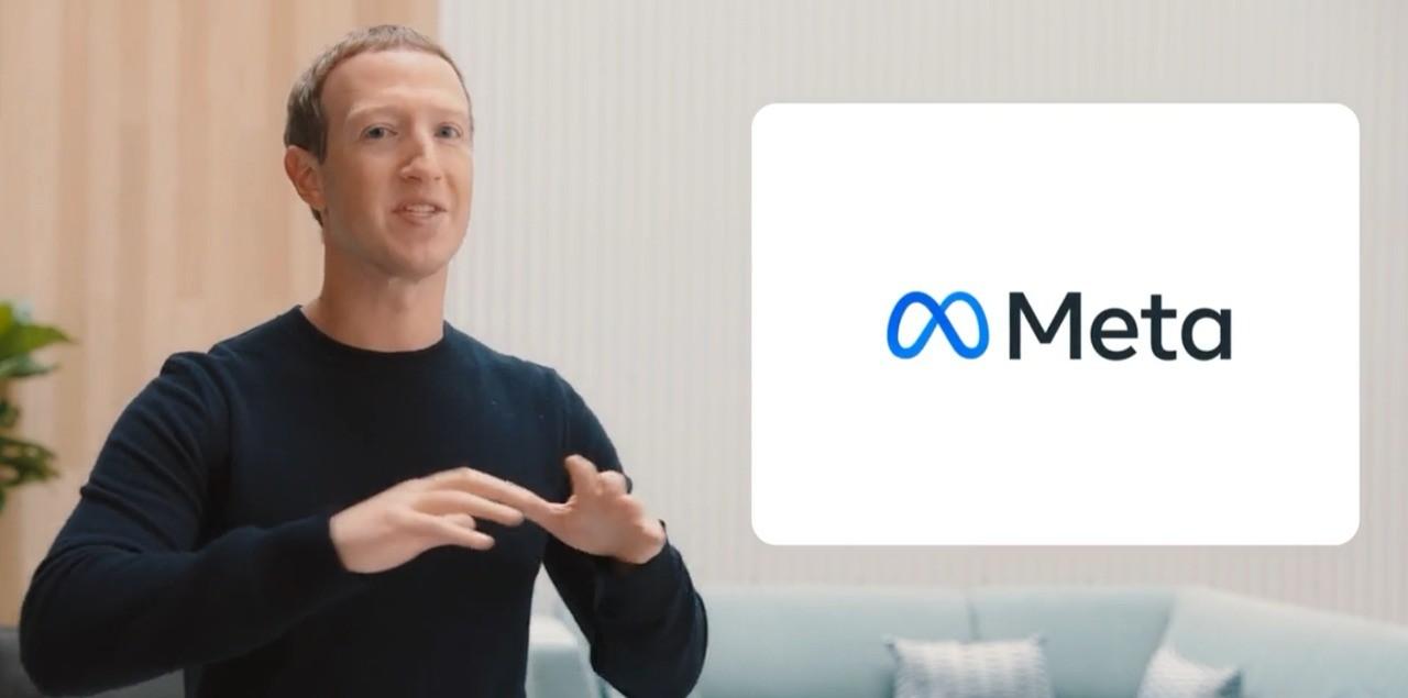 Facebook anuncia Meta, novo nome para sua controladora