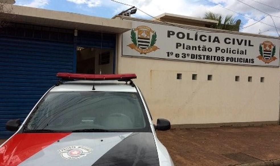 Caso foi registrado no Plantão Policial de Araraquara — Foto: A Cidade ON/Araraquara