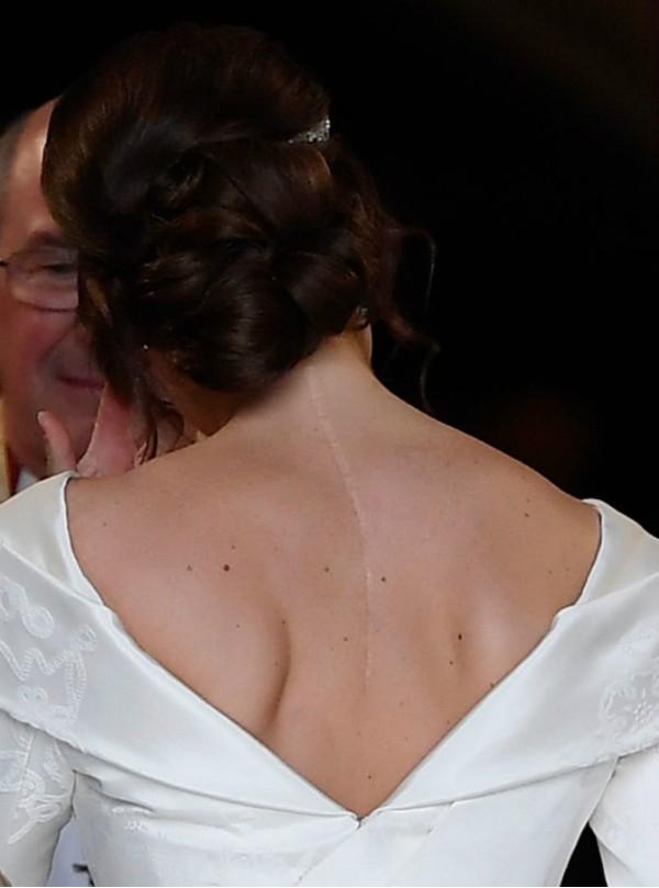 Princesa Eugenie em seu casamento (Foto: Getty Images)