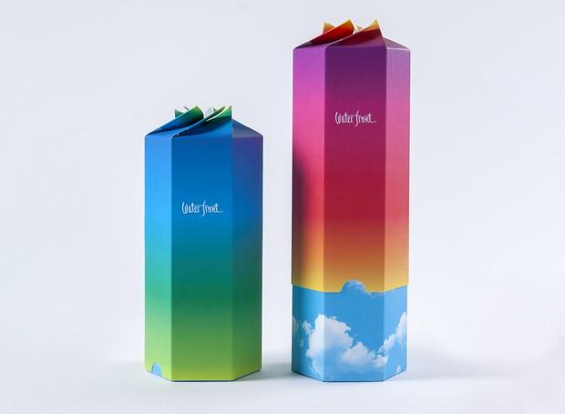 Embalagem Waterfront estará na mostra da Japan House (Foto: Divulgação / Japan House)