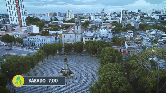 Partiu Amazônia faz tour pelo monumentos históricos de Manaus