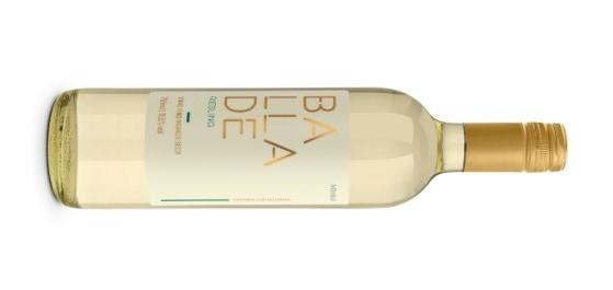Ballade Riesling: parceria da Miolo com a Wine