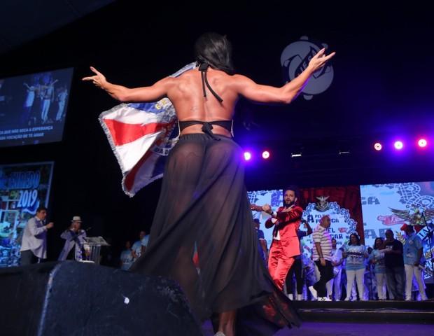Gracyanne Barbosa (Foto: Daniel Pinheiro/AgNews)