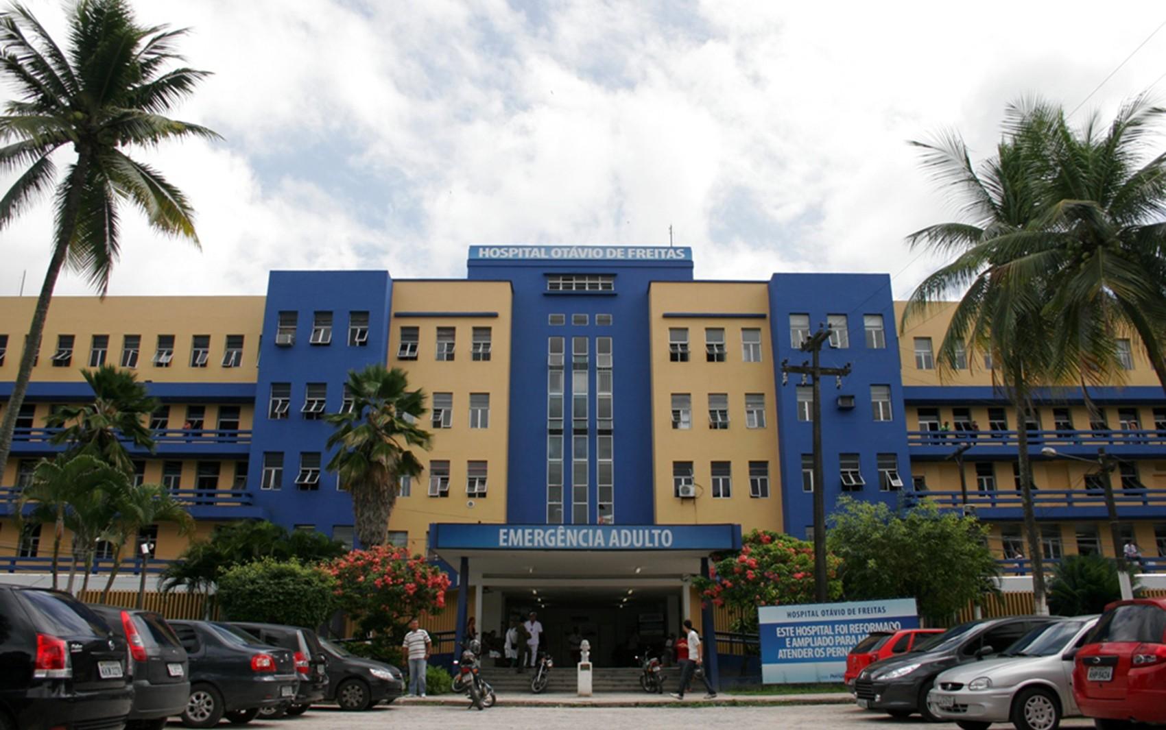 Preso foge enquanto esperava por cirurgia em hospital do Recife