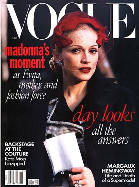 Vogue America - Outubro 1996 - By Steven Meisel (Foto: Reprodução )