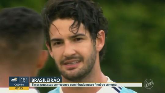 Times da capital se preparam para próxima rodada do Brasileirão