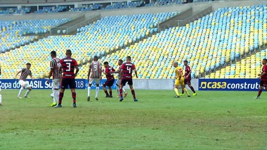 Volante artilheiro, Martinelli festeja primeiro gol no Maracanã: ''Sensação única''