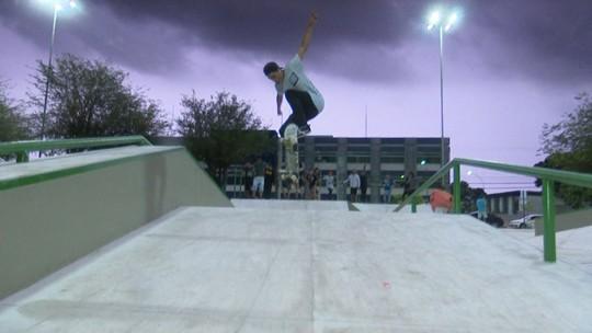 Skate Park inaugurado homenageia Tom Souza, skatista morto atropelado em 2016