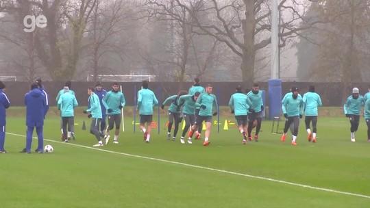 """Conte vê Barça favorito contra o Chelsea: """"Começamos como azarões, com certeza"""""""