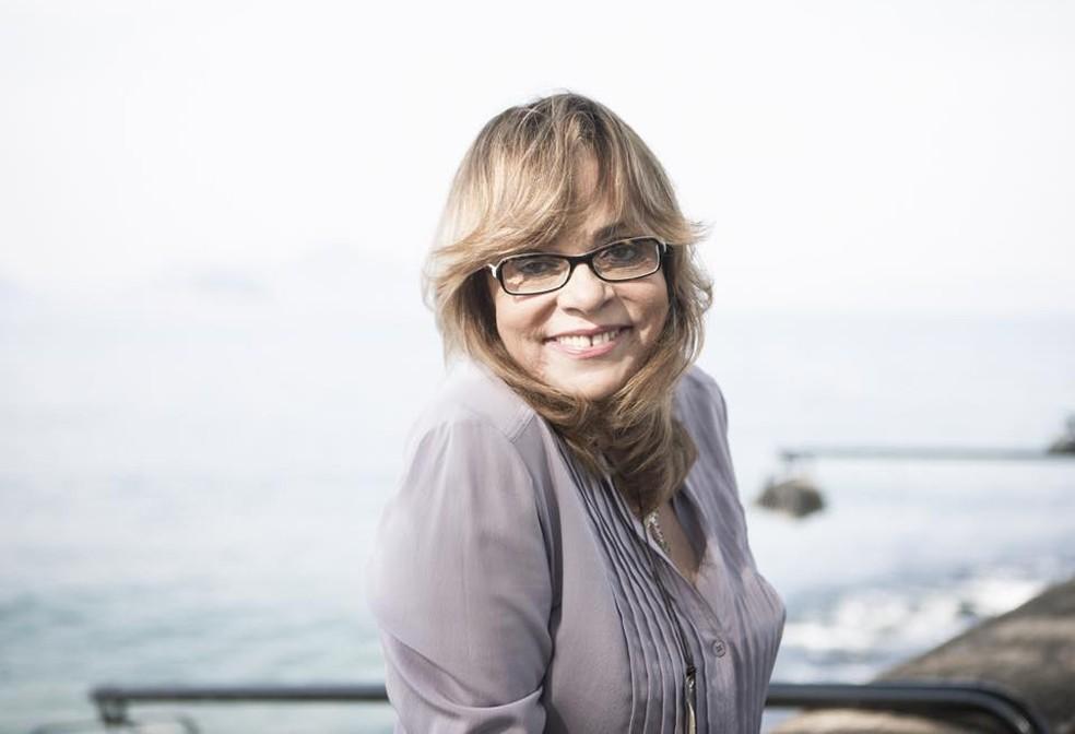 A autora Gloria Perez (Foto: Reprodução/Facebook/Gloria Perez)