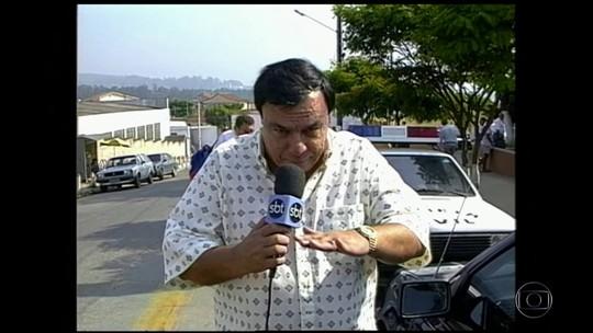 Corpo de Gil Gomes é velado na Capela do Obelisco de SP