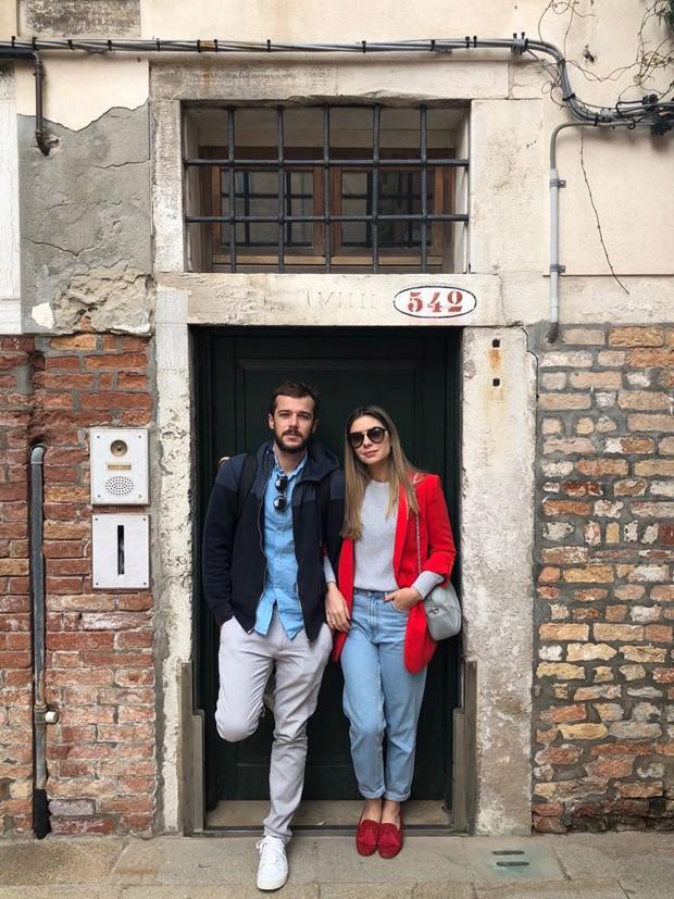Jayme Matarazzo e Luiza Tellechea (Foto: Divulgação)