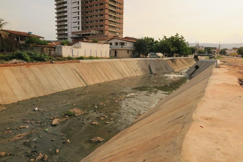 Defesa Civil avalia como positivo o treinamento de moradores do entorno de canal em Crato — Foto: Antonio Rodrigues/SVM