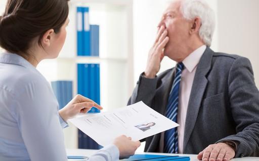 Como identificar umchefe ruim em umaentrevista de emprego