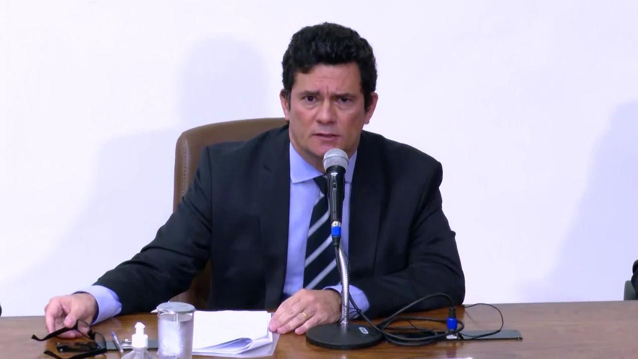 'Esse último ato é uma sinalização de que o presidente me quer fora do cargo', diz Moro