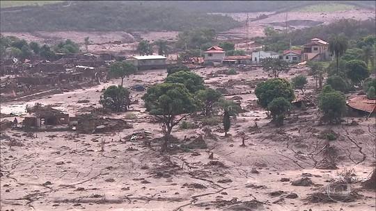MP de Minas cobra da Samarco reassentamento de famílias