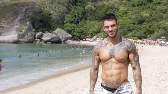 Lucas Lucco torce para Daniel soltar a voz em 'Sol Nascente'