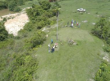 drone-planejamento-produção-icv-mato grosso (Foto: ICV)