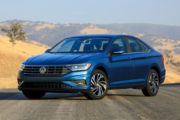 Novo Jetta 2019 >> Nova geração do Volkswagen Jetta fica mais próxima da Audi - AUTO ESPORTE | Notícias