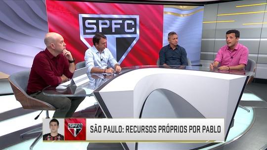 Veja como o São Paulo pagará o Athletico pela compra de Pablo