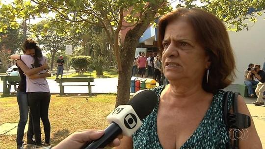 Mãe de estudante morto na escola tinha pedido ao filho para não ir à aula, diz tia