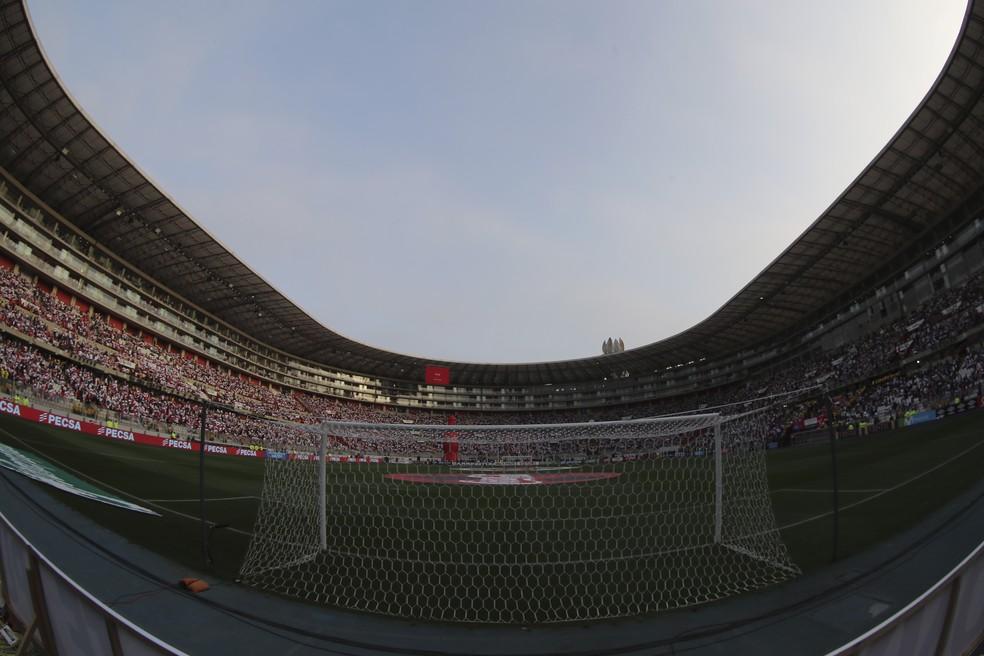 Estádio Monumental de Lima, Peru — Foto: Daniel Apuy/Getty Images