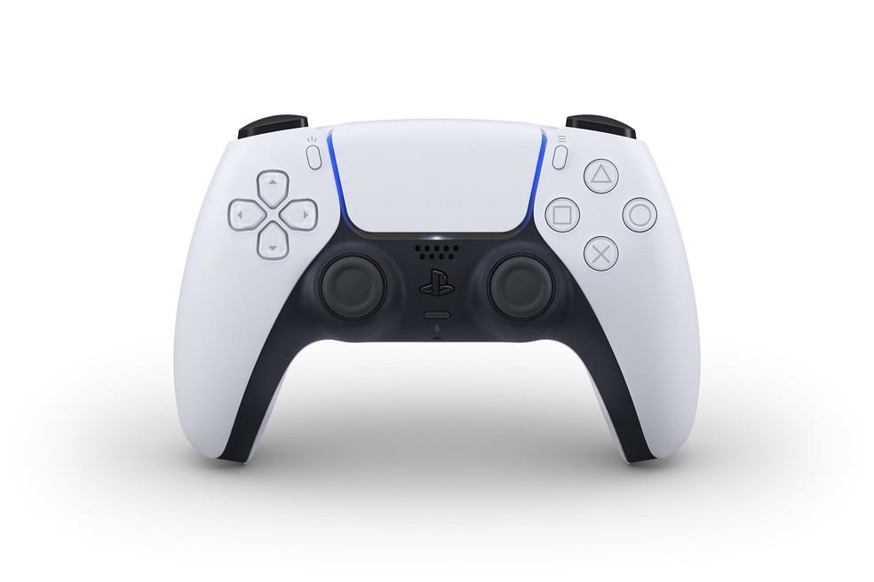 Controle do PlayStation 5 (PS5) se chama DualSense — Foto: Divulgação/Sony