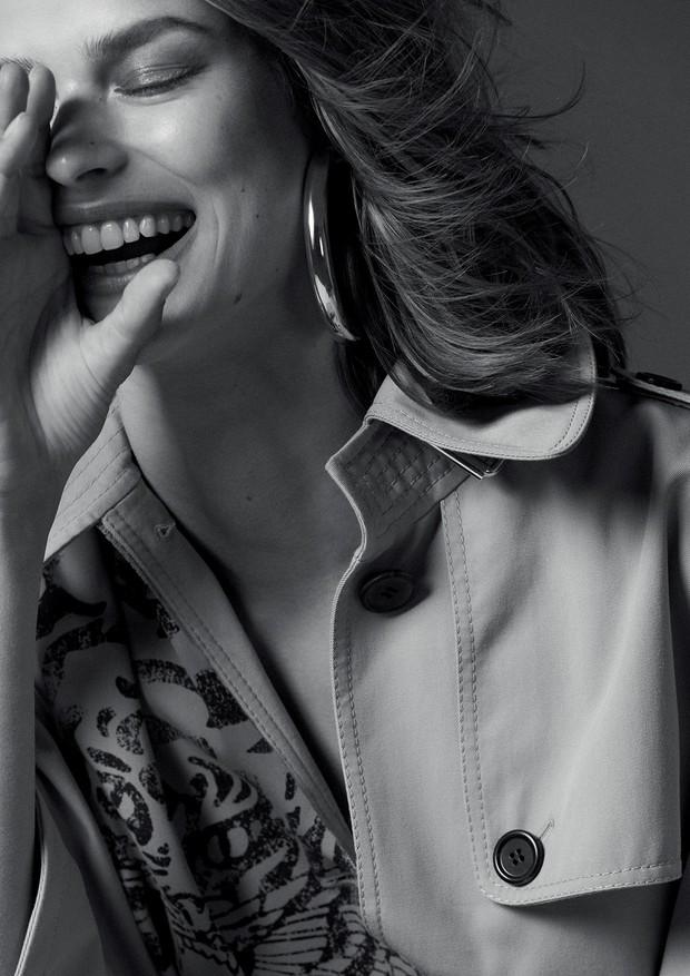 Trench coat, Valentino (Foto: Mariana Maltoni)