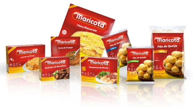 Alguns dos produtos da Maricota Alimentos (Foto: Divulgação)