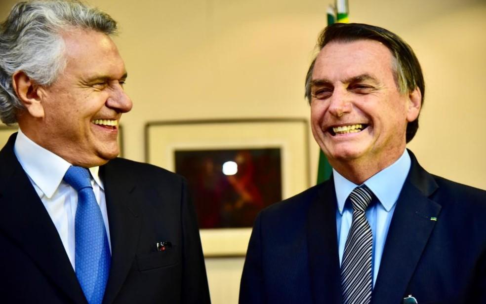 Governador de Goiás rompe com Bolsonaro após pronunciamento | Blog do  Gerson Camarotti | G1