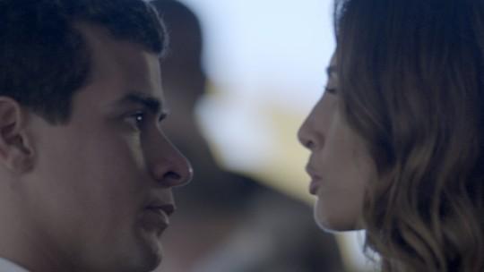 Penúltimo capítulo: Diogo enfrenta Regina por Beatriz