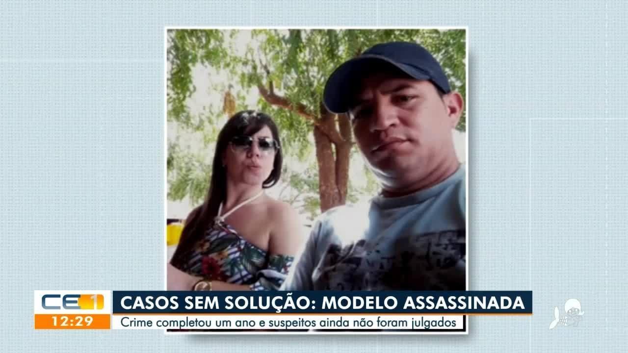 Quadro 'Casos sem Solução': modelo é assassinada por marido em 2019