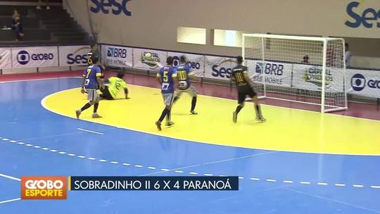 Brazlândia, Gama e Sobradinho II estreiam com vitória na Copa Brasília