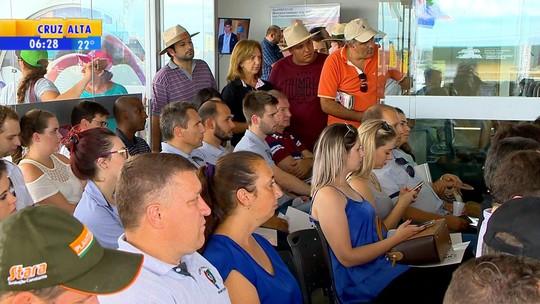 Expodireto Cotrijal tem debate sobre principais desafios para a logística