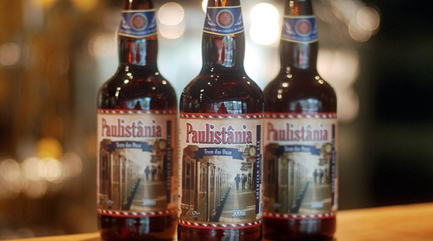 Cervejaria Paulistânia, fundada em 2009 por Marcelo Stein, 53 (Foto: Divulgação)