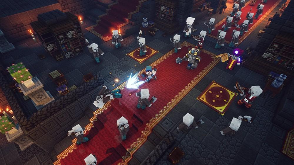 Minecraft Dungeons: Mojang