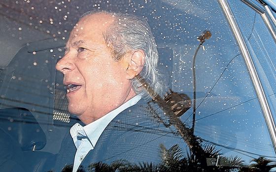 O ex- ministro José Dirceu (Foto:  DIDA SAMPAIO/ESTADÃO CONTEÚDO)