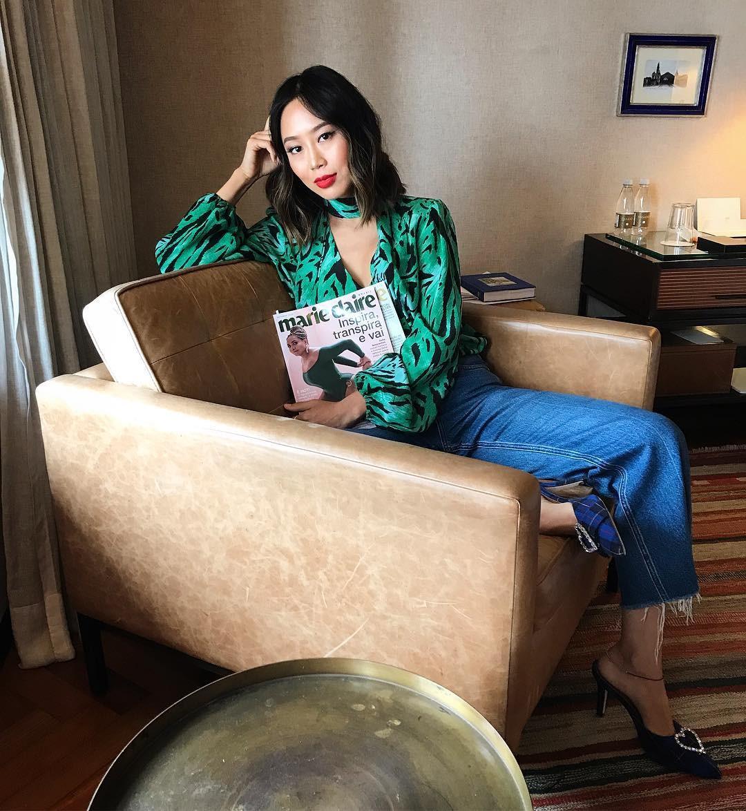 Aimee Song (Foto: Reprodução Instagram)