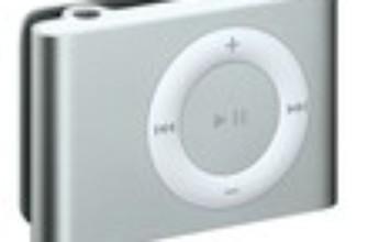 iPod Shuffle geração 2