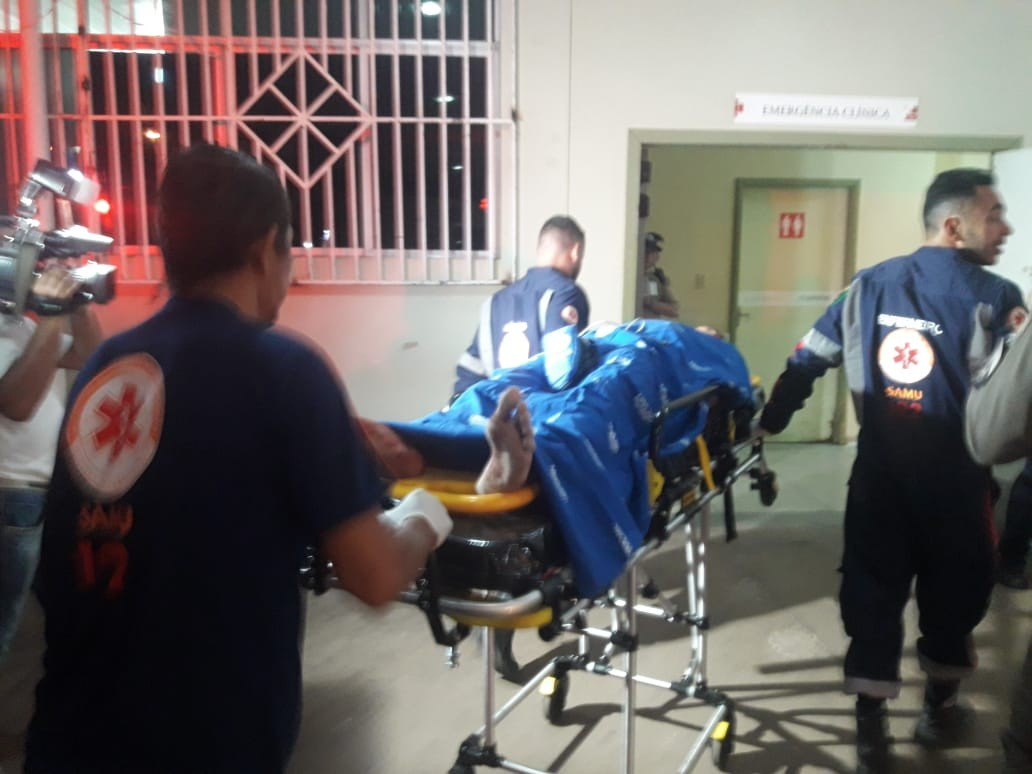 Dois menores tentam assaltar policial da reserva e um acaba morto em Rio Branco