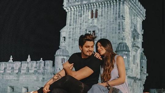 Luan Santana fala sobre término de noivado com Jade Magalhães: 'Choramos tanto que parecia que ia acabar o estoque de lágrimas'