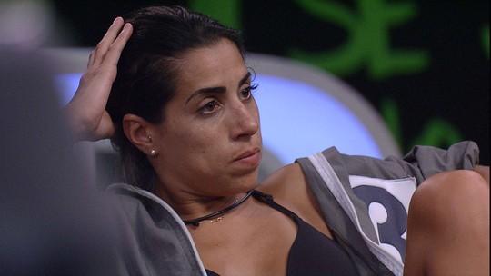 Juliana critica Adélia por deixar imunidade para Ana Paula: 'Que ódio que fiquei!'