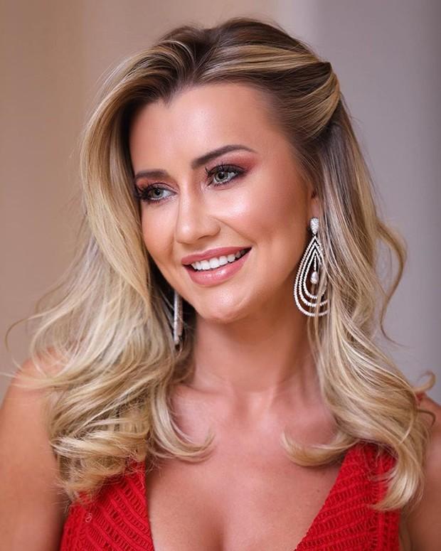 Ana Paula Siebert, mulher do apresentador Roberto Justus (Foto: Reprodução/Instagram)