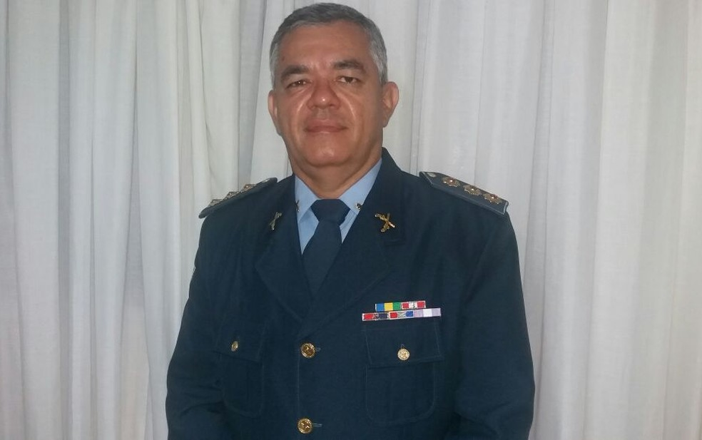 Coronel Osmar Maciel assume o posto (Foto: Assessoria/Sesed)