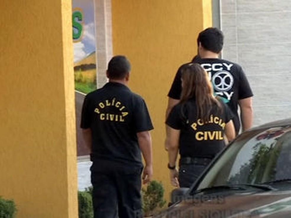 Operação 'Fraus' foi deflagrada em 2013 contra fraude em CNH. (Foto: Reprodução/TVCA)