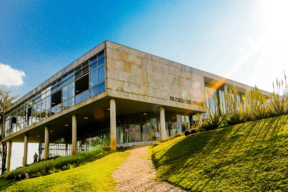 Museu de Arte da Pampulha, em Belo Horizonte — Foto: Mariane Botelho/Fundação Municipal de Cultura de Belo Horizonte