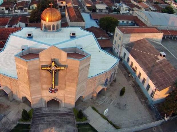 Paróquia Nossa Senhora Aparecida (Foto: Divulgação/Diocese de Taubaté)