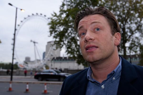 O chef e apresentador inglês Jamie Oliver (Foto: Getty Images)