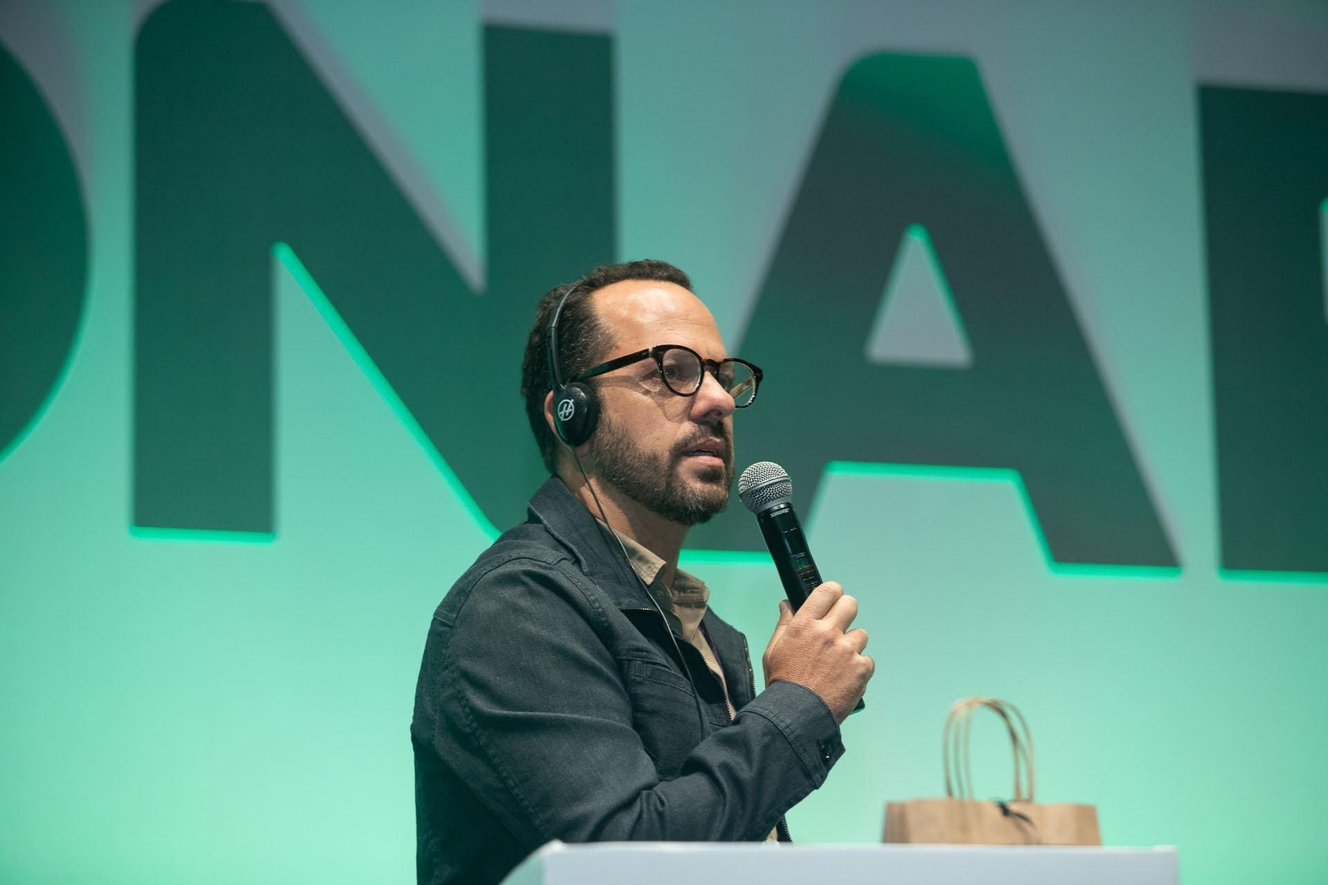 Alexandre Borges, CEO e sócio da Mãe Terra (Foto: Divulgação)